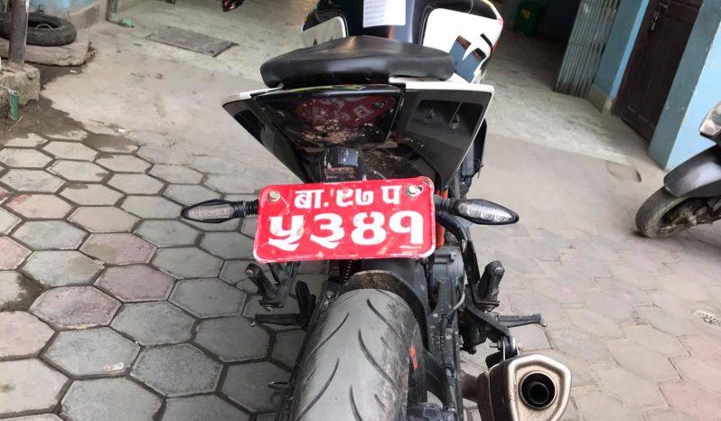 KTM duke 250 full