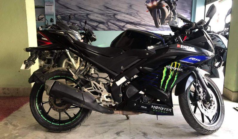 Yamaha R15 V3 full