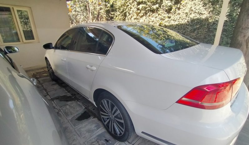 Volkswagen Passat 1.8 Turbo TSi full